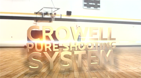 Fred Crowell Pure Shooting DVD